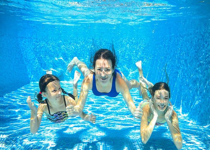 Hướng dẫn cách học bơi
